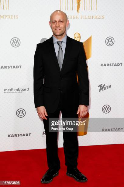 Juergen Vogel attends the Lola German Film Award 2013 at Friedrichstadt-Palast on April 26, 2013 in Berlin, Germany.
