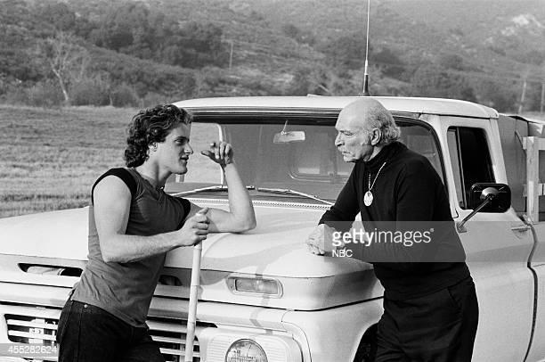 THE MASTER Juggernaut Episode 7 Pictured Timothy Van Patten as Max Keller Lee Van Cleef as John Peter McAllister