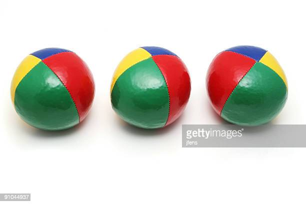 juggler's balls - evening ball stock pictures, royalty-free photos & images