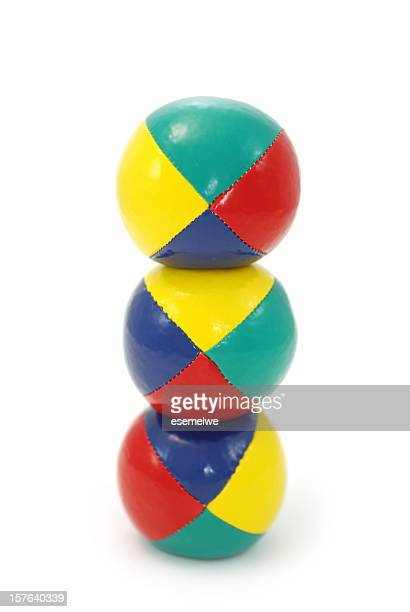 juggling balls - juggling stock pictures, royalty-free photos & images