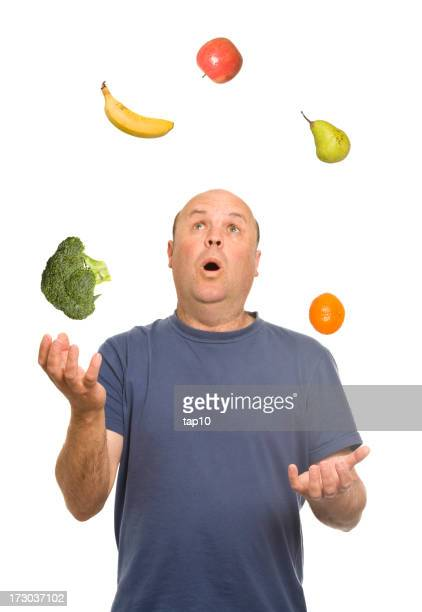 Juggling Fruit and Veg