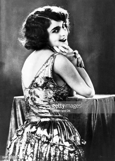Jugo Jenny Actress Austria * undated Vintage property of ullstein bild