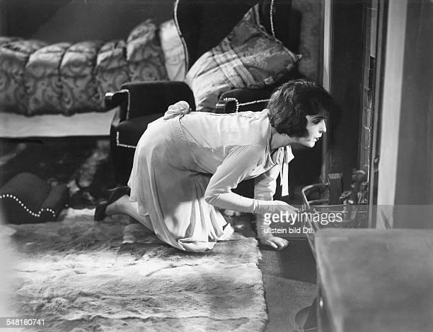 Jugo Jenny Actress Austria Scene from the movie 'Die Flucht vor der Liebe' 1931