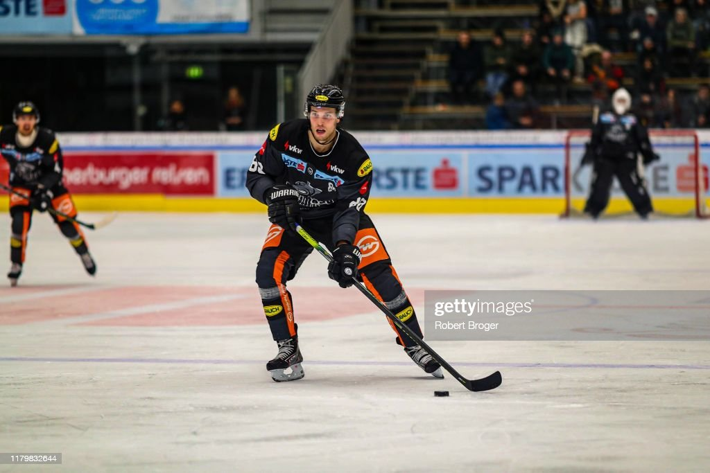 Dornbirn Bulldogs v Moser Medical Graz99ers - Erste Bank Eishockey Liga : News Photo