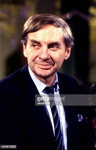 Juhnke Harald *Schauspieler Entertainer D Portrait 1985