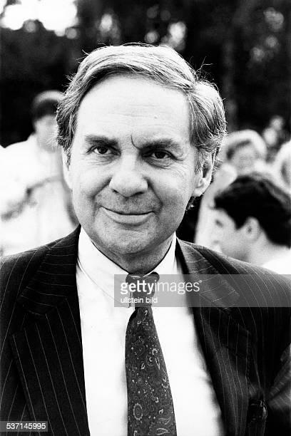 Juhnke Harald Schauspieler Entertainer D Portrait 1991