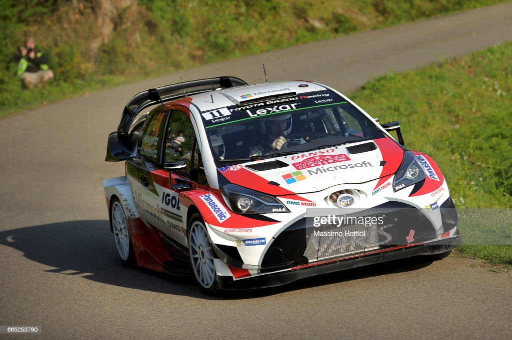 FIA World Rally Championship France -  Shakedown