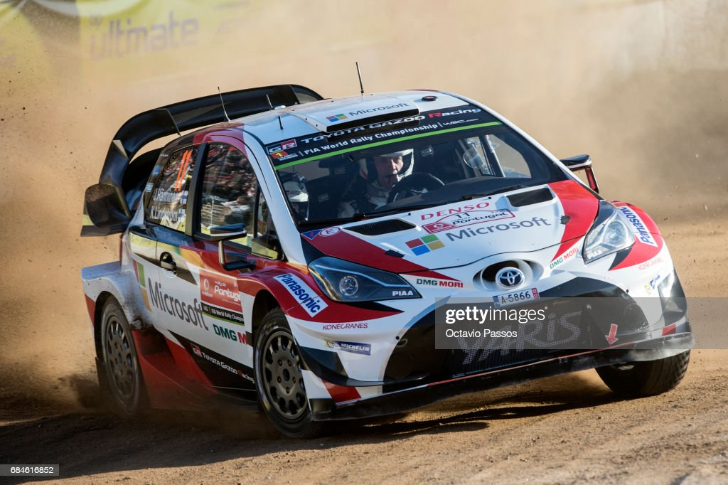 FIA World Rally Championship Portugal - Shakedown