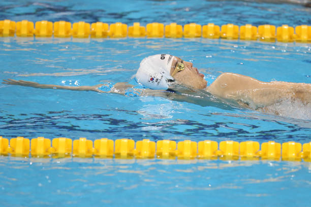 QAT: FINA Swimming World Cup 2021 Doha - Day Three