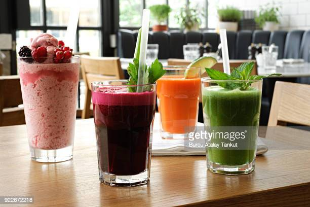 Juice And Smoothie Glasses