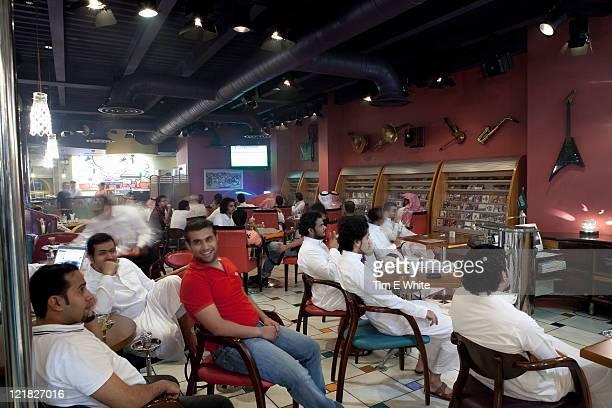 Juice bar, Jeddah, Saudi Arabia, Middle East