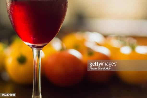 Juice & Tomatoes