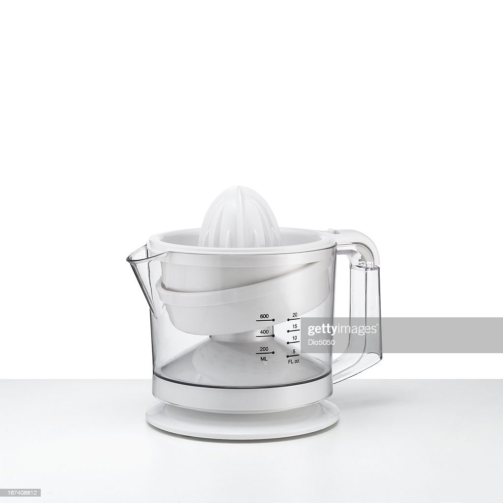 juicer with clipping path : Stock Photo