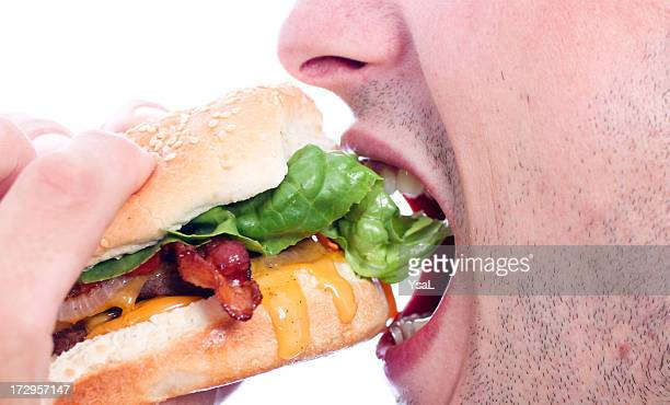 juicy burger - juicy stock pictures, royalty-free photos & images