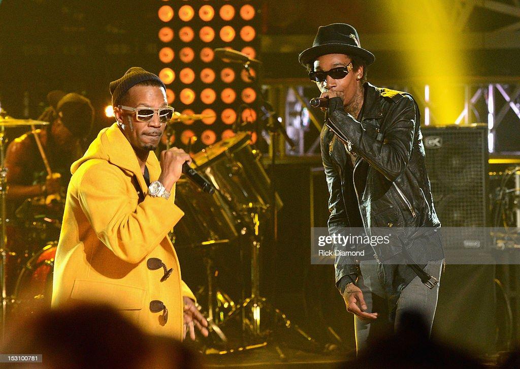 BET Hip Hop Awards 2012 - Audience and Show : News Photo