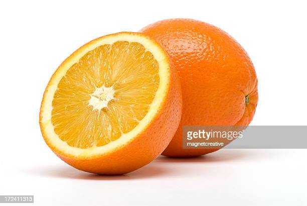 Juicy Orange Refreshment