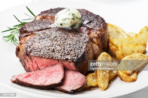 Juicy Ribeye Steak