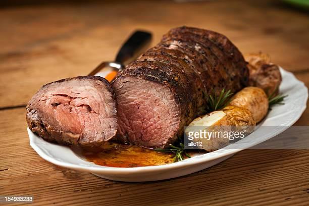 Juicy Roast Beef