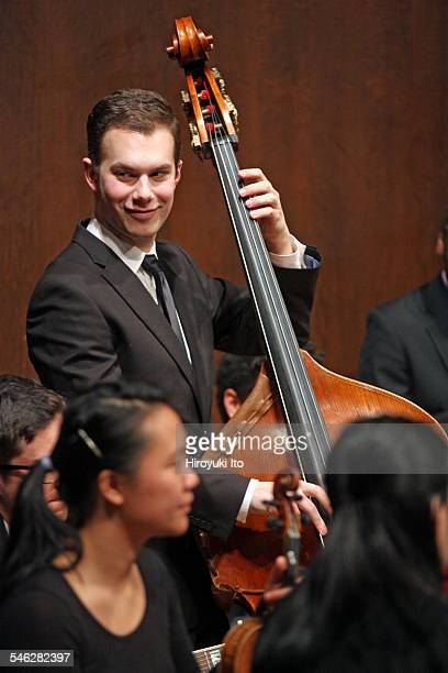 Juilliard Jazz Ensemble performing the music of Israel Cachao Lopez at Paul Hall on March 30 2015This imageKarl Kohut