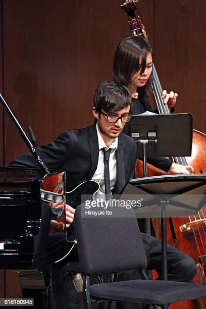 """Juilliard Jazz Ensembles performing """"The Birth of Cool: Miles Davis and Gerry Mulligan"""" at Paul Hall on Tuesday night, February 2, 2016.This..."""