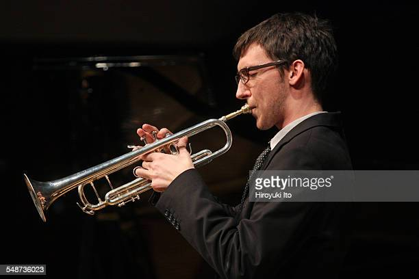 Juilliard Jazz Ensembles performing the music of Jelly Roll Morton and King Oliver at Paul Hall on Monday night April 13 2015This imageNathan Sparks