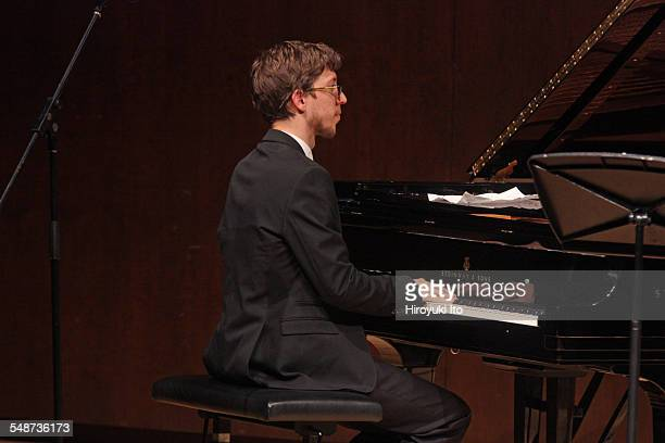 Juilliard Jazz Ensembles performing the music of Jelly Roll Morton and King Oliver at Paul Hall on Monday night April 13 2015This imageDavid Linard