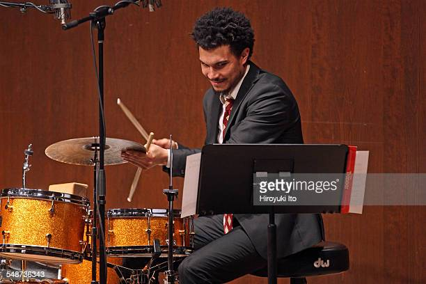 Juilliard Jazz Ensembles performing the music of Jelly Roll Morton and King Oliver at Paul Hall on Monday night April 13 2015This imageCharles Goold