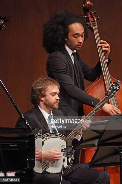 Juilliard Jazz Ensembles performing the music of Jelly Roll Morton and King Oliver at Paul Hall on Monday night April 13 2015This imageAndrew Renfroe...