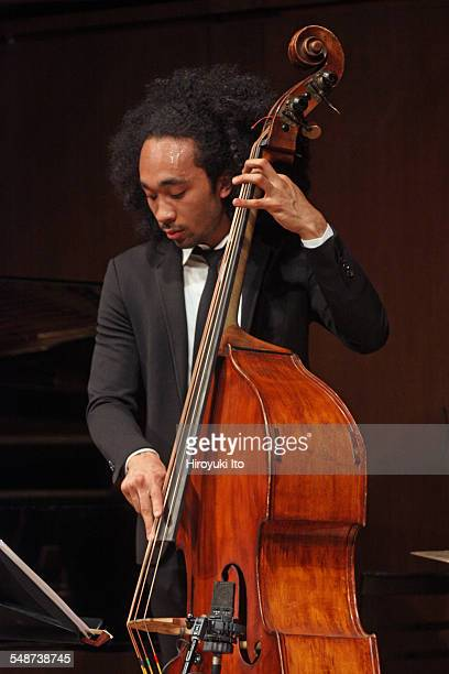 Juilliard Jazz Ensembles performing the music of Jelly Roll Morton and King Oliver at Paul Hall on Monday night April 13 2015This imageDevin Starks