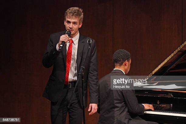 Juilliard Jazz Ensembles performing the music of Jelly Roll Morton and King Oliver at Paul Hall on Monday night April 13 2015This imageJulian Lee...