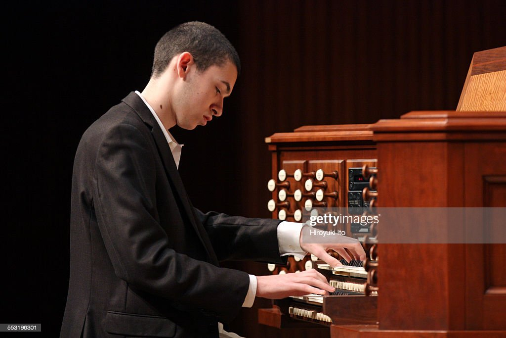Juilliard Organists : Nachrichtenfoto