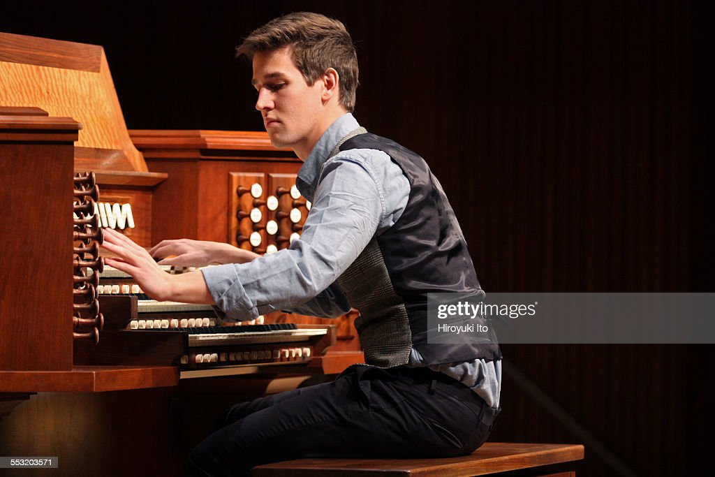Juilliard Organists : News Photo
