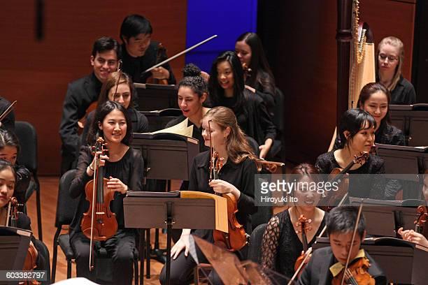 Juilliard School's Focus 2016 Festival presents Milton Babbitt's World A Centennial Celebration at Alice Tully Hall on Friday night January 29...