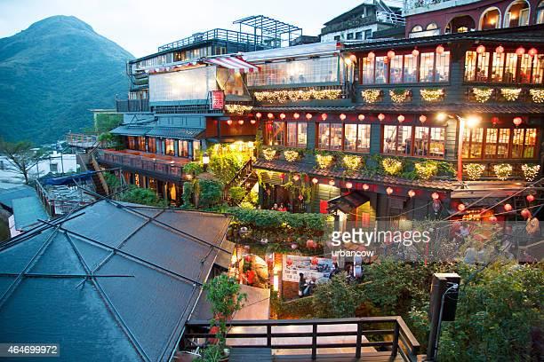 Juiofen Teahouse, Taiwan