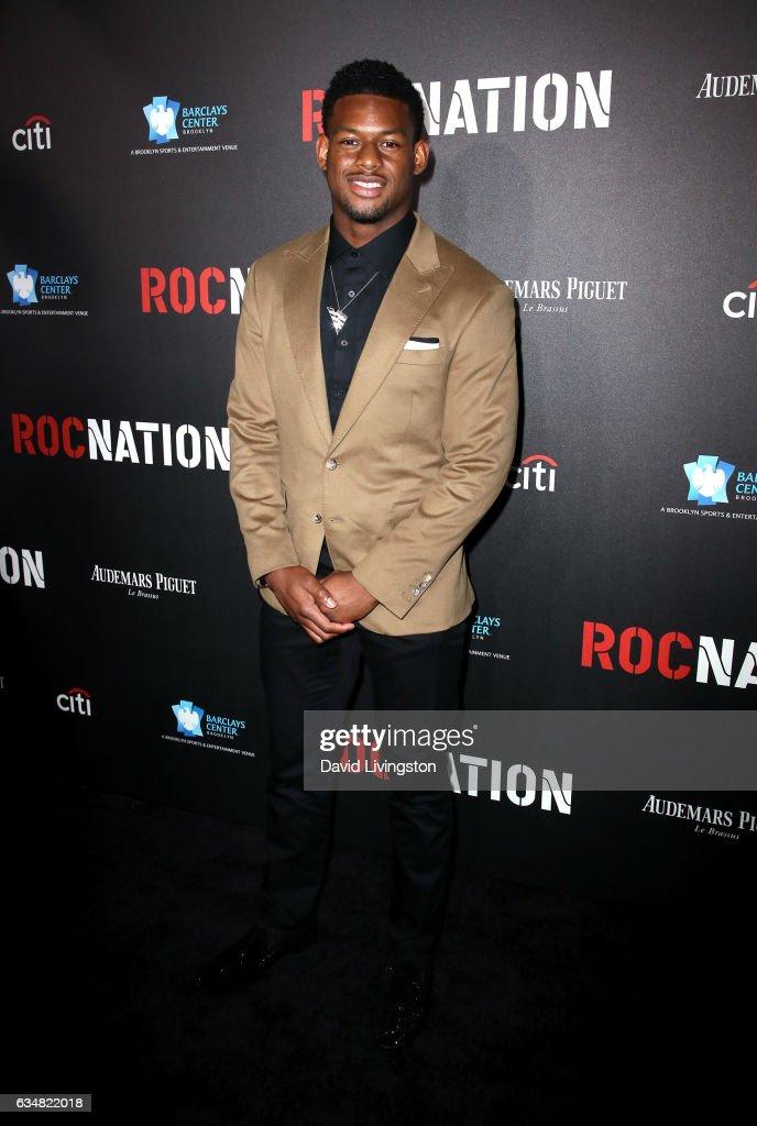 Roc Nation's Pre-GRAMMY Brunch - Arrivals