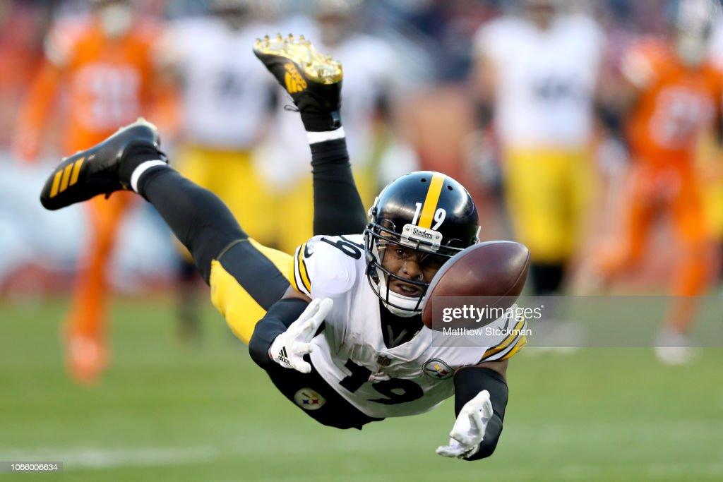 Pittsburgh Steelers v Denver Broncos : Fotografia de notícias