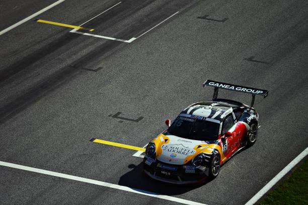 AUT: Porsche Mobil 1 Supercup - Round 2:Spielberg - Race