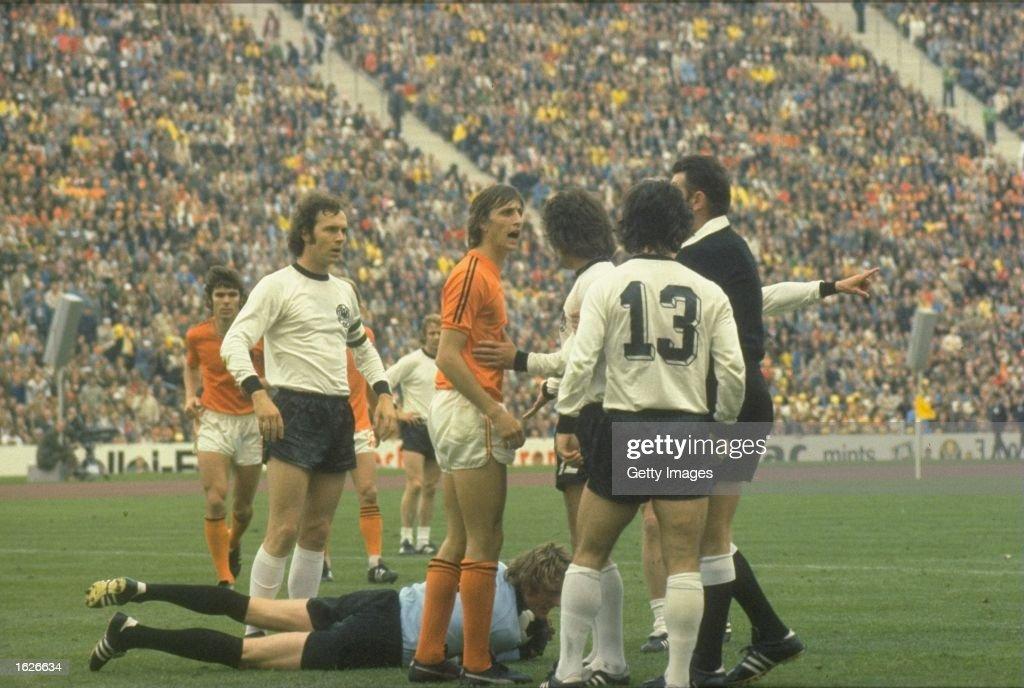 Johan Cruyff : Foto di attualità