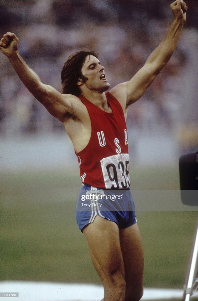 1976 Summer Olympics Jenner : News Photo