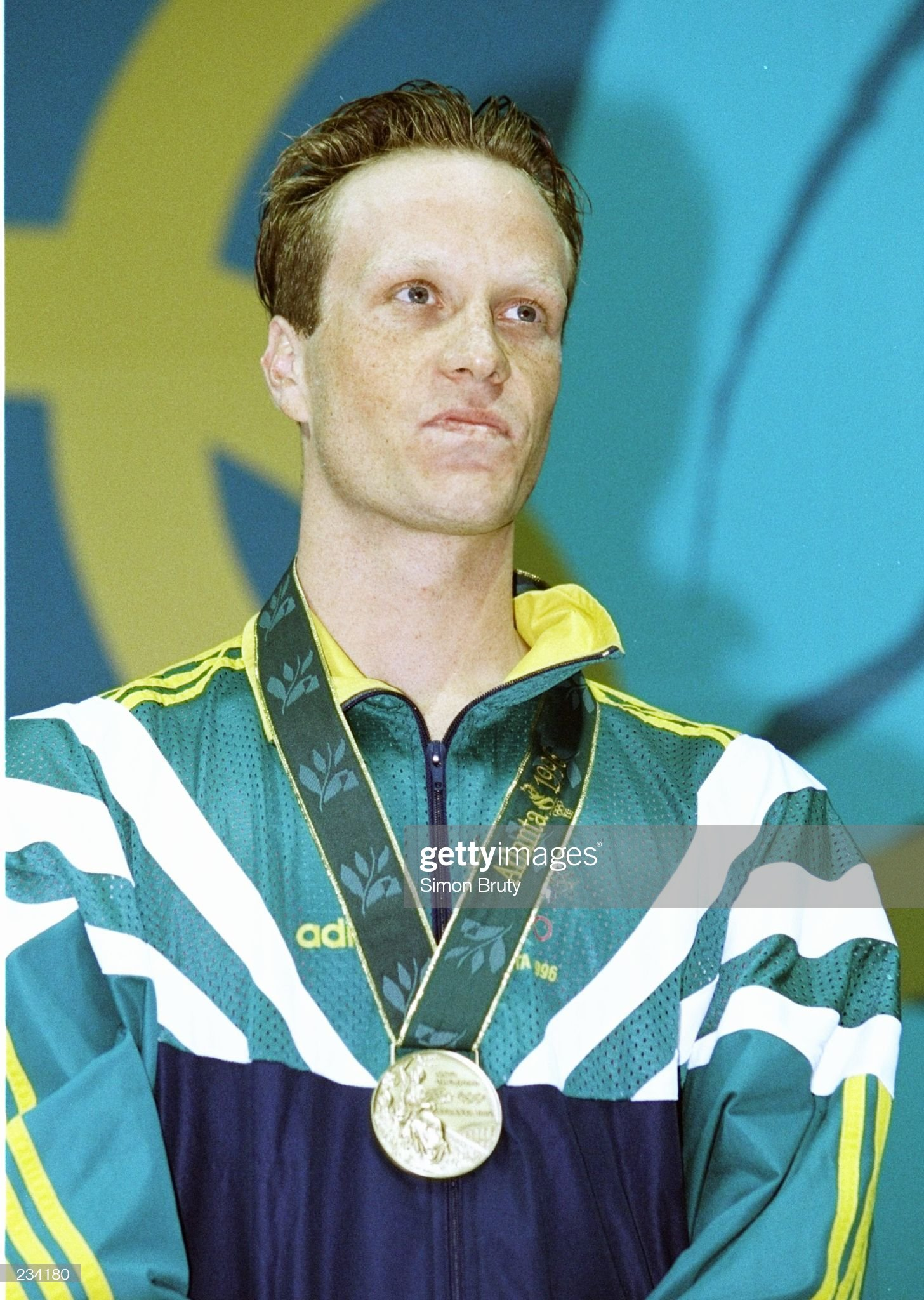 Olympics Swim : Fotografía de noticias