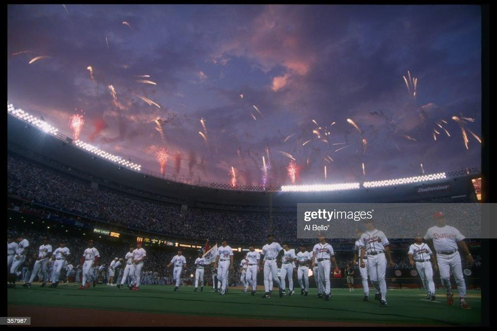 MLB All-Star Game : News Photo
