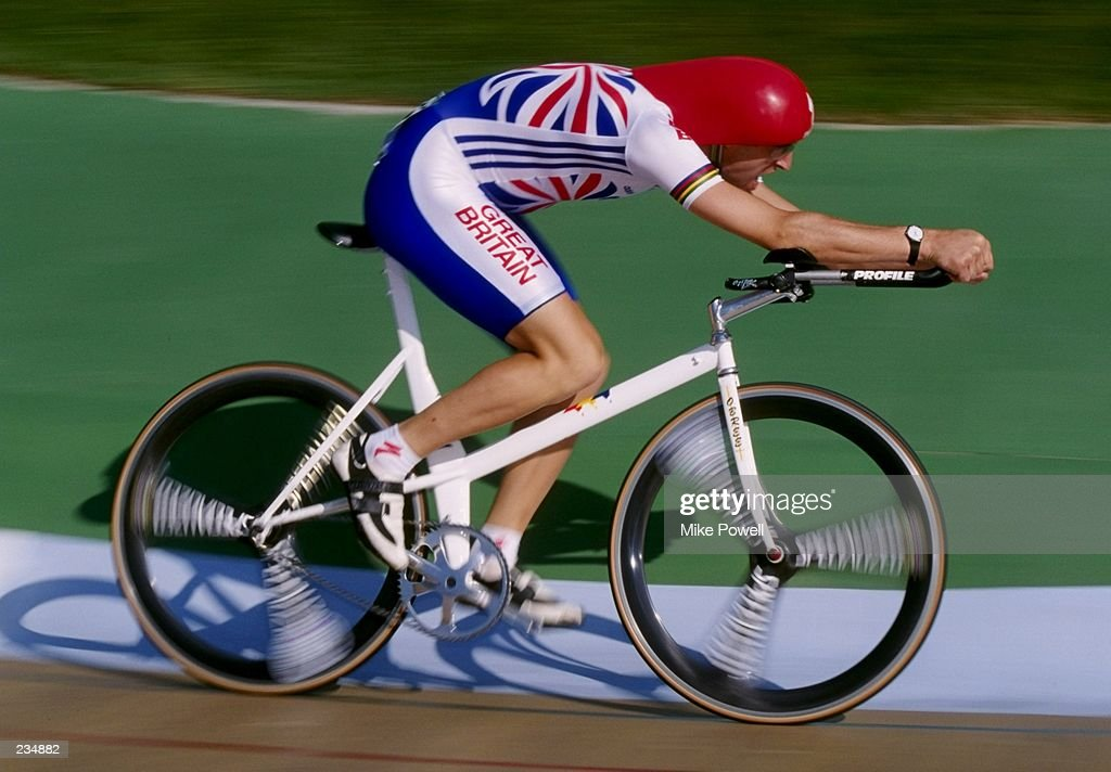 Oly Cycling : News Photo
