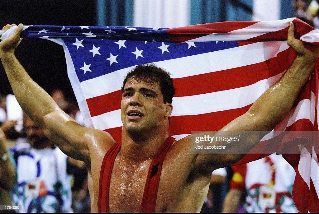Kurt Angle... : News Photo