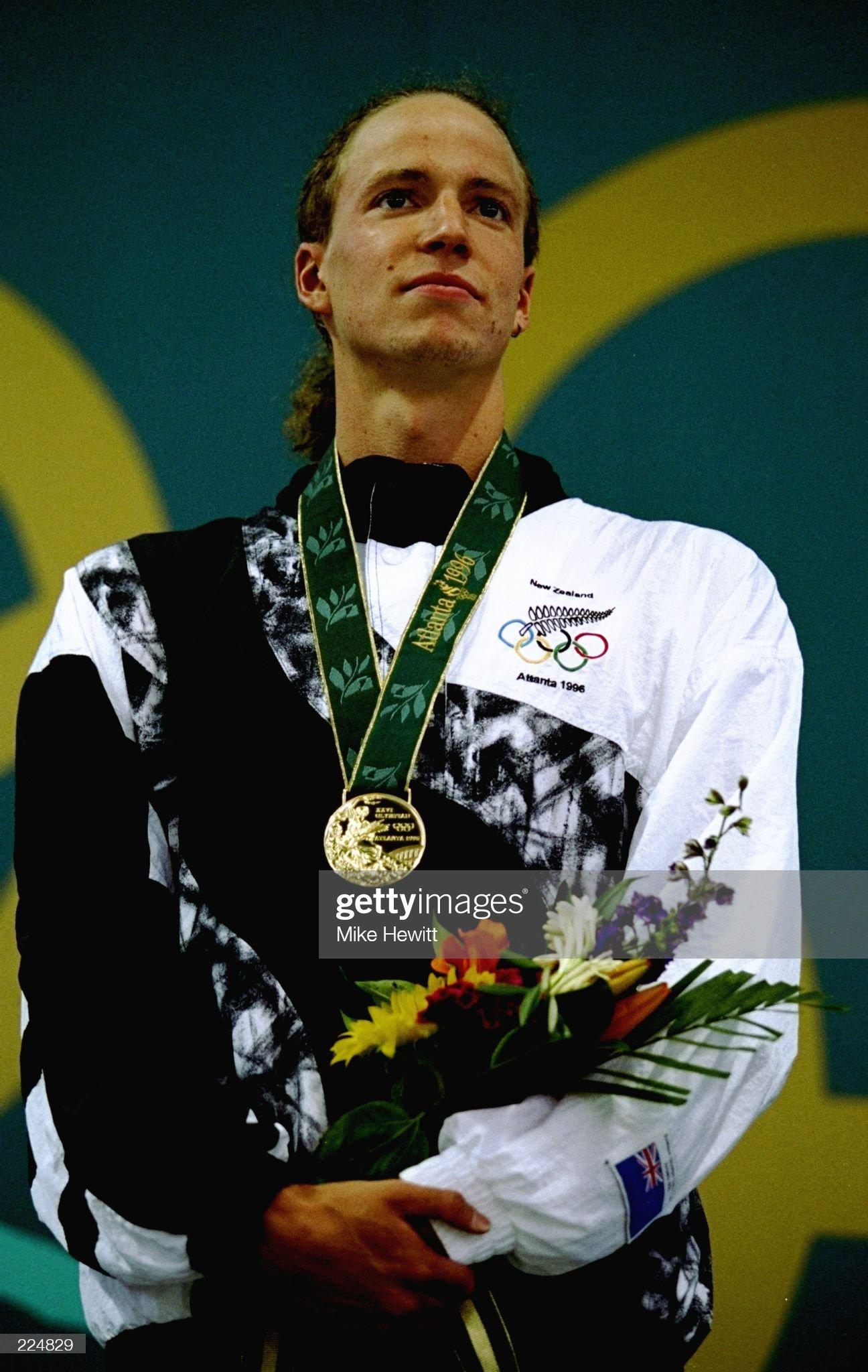 olympic swim : Fotografía de noticias