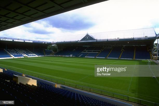General view of Hillsborough, home to Sheffield Wednesday Football Club in Sheffield, England. \ Mandatory Credit: Stu Forster /Allsport