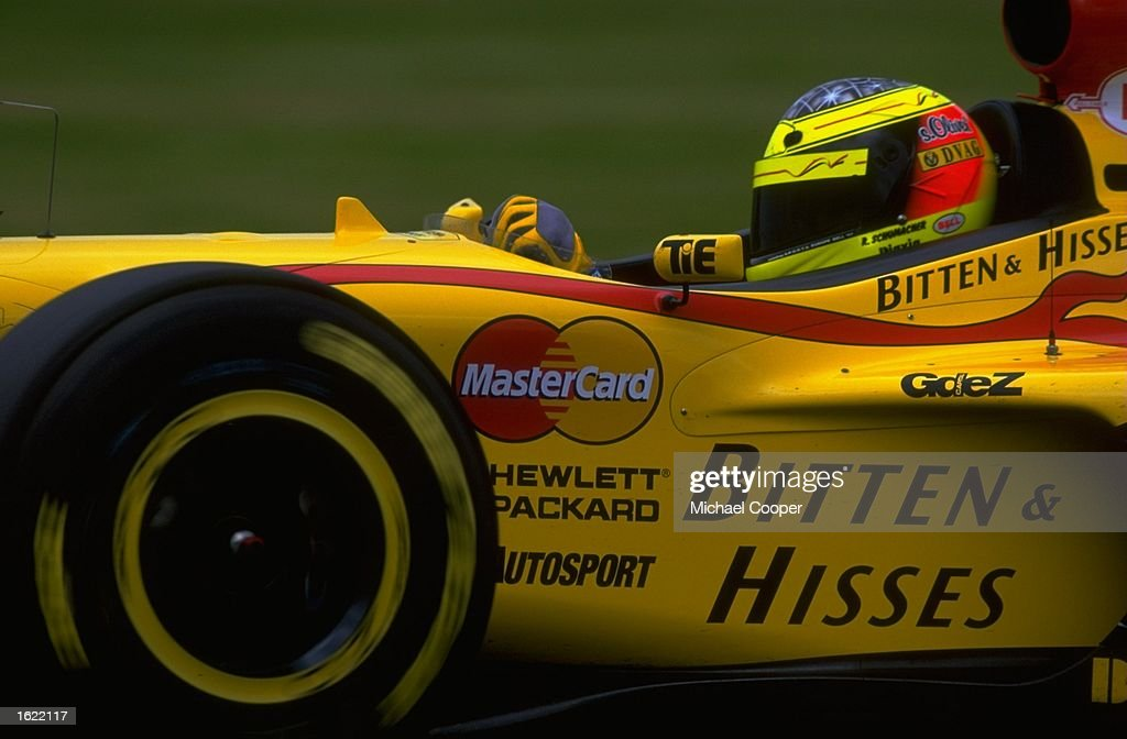 Ralf Schumacher : News Photo