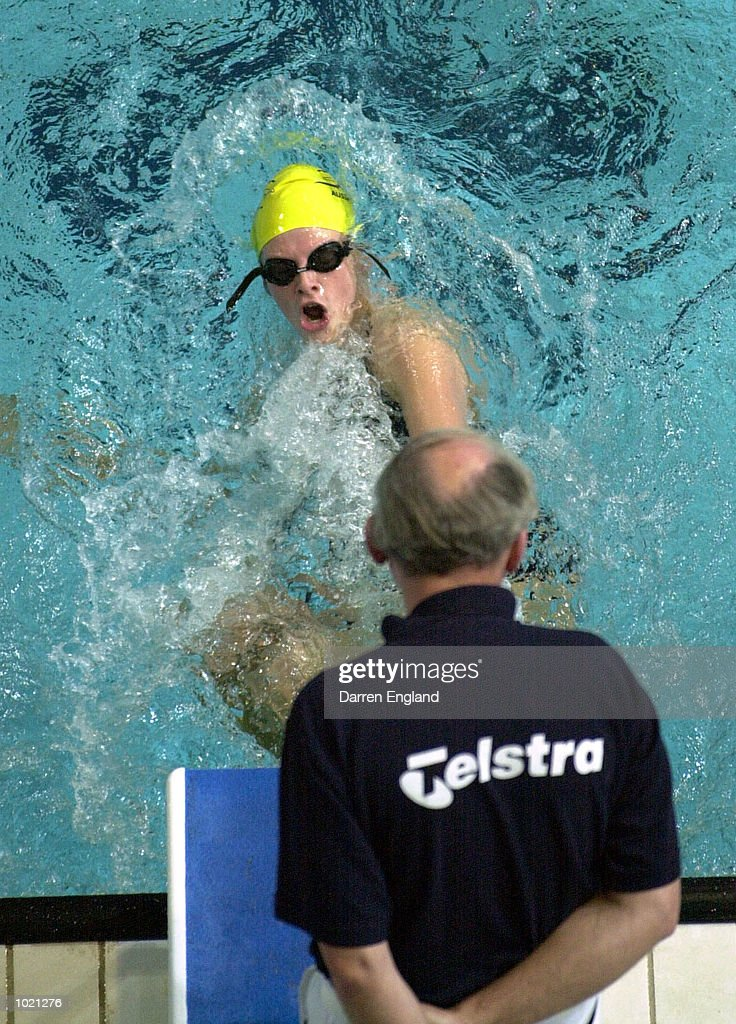 Telstra Swimming X