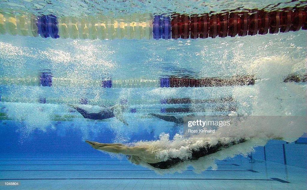 Euro Swimming X : News Photo