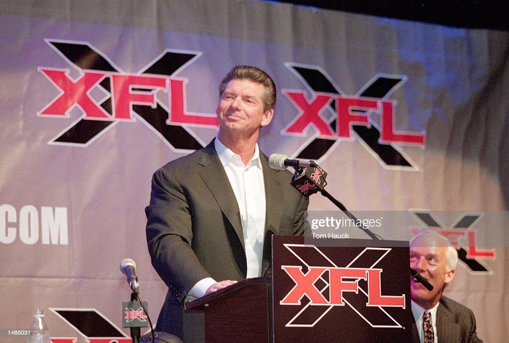 Vince McMahon... : News Photo