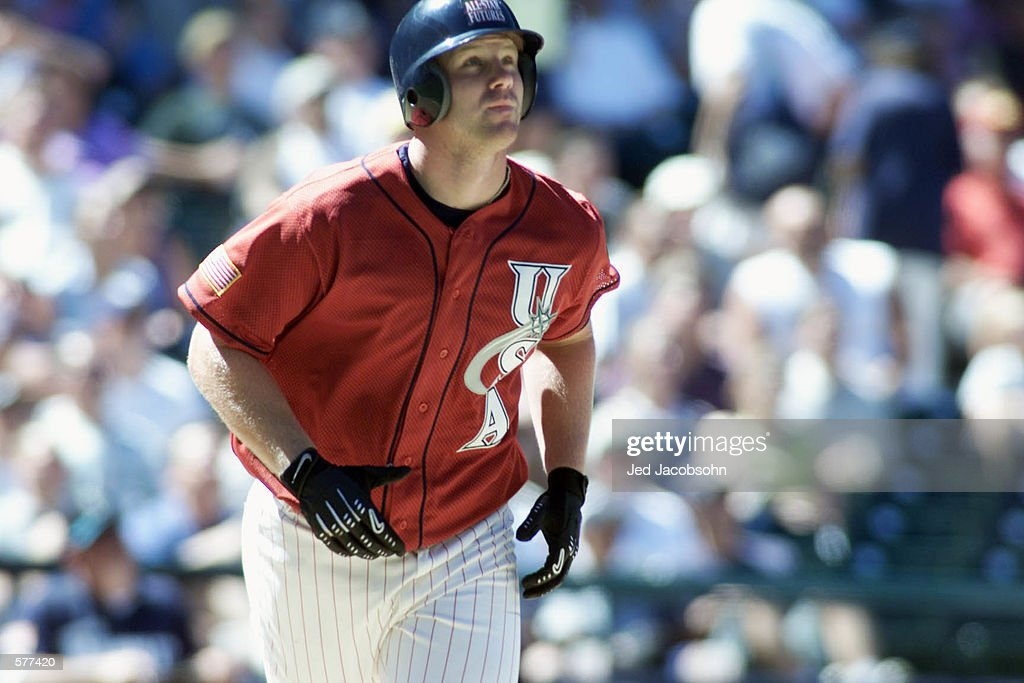2001 All-Star Futures Game X : News Photo